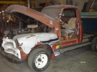 <h2>54 Chevy Pick-up  </h2><p></p>